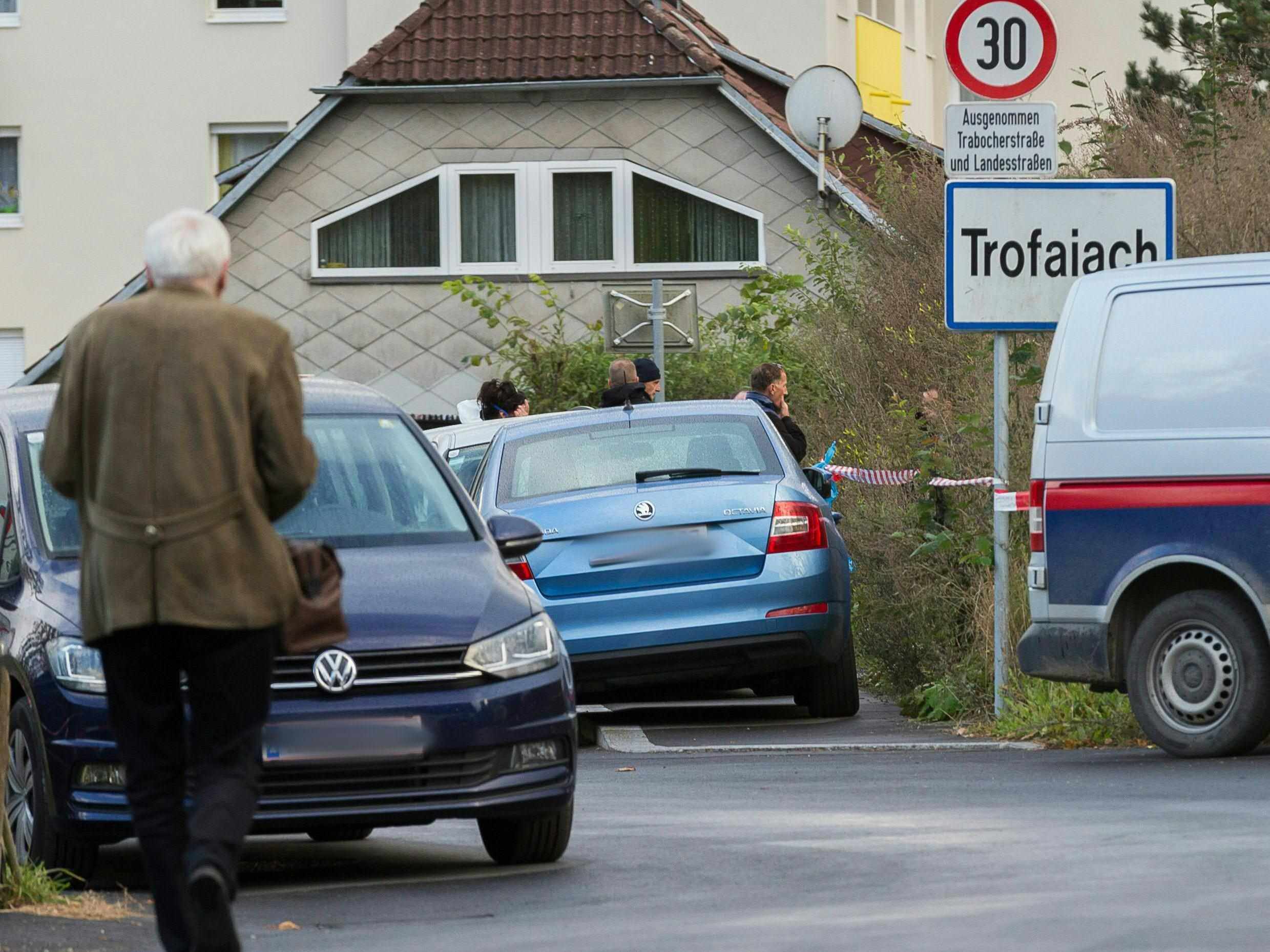Der Wiener Polizist brachte die Leichen in die Steiermark.