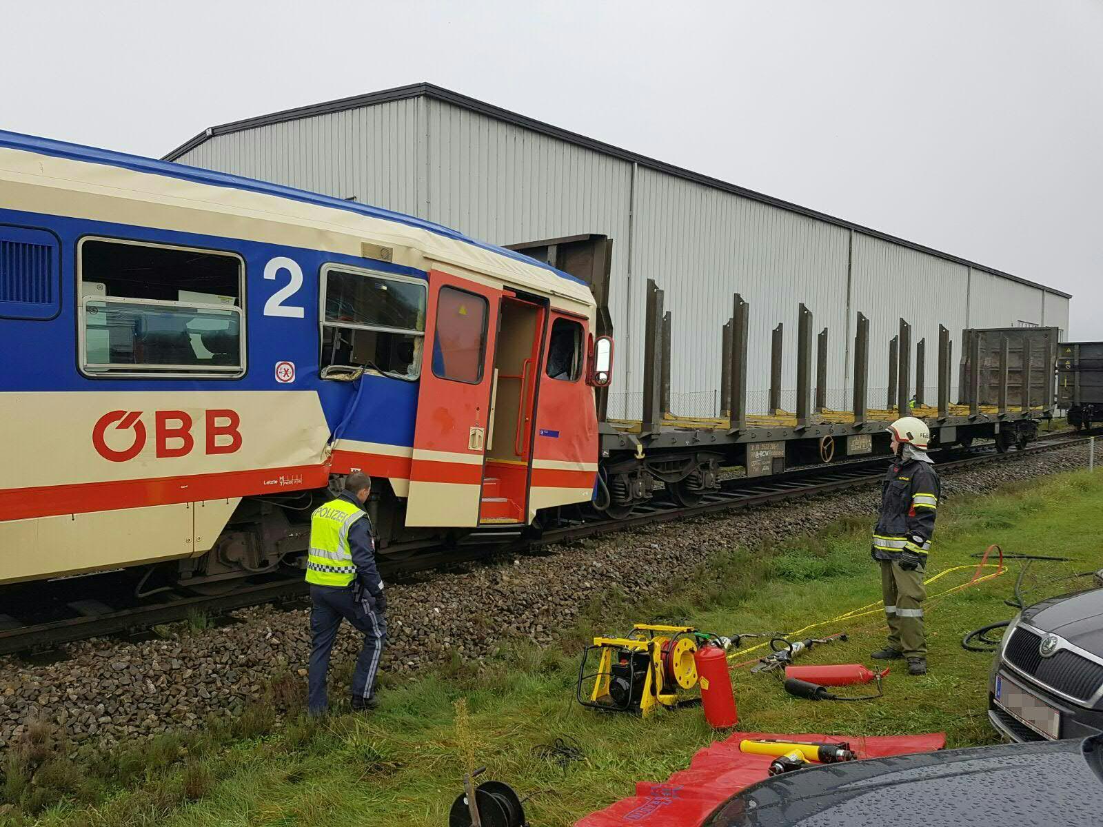 Der Unfall ereignete sich am Mittwochmittag.