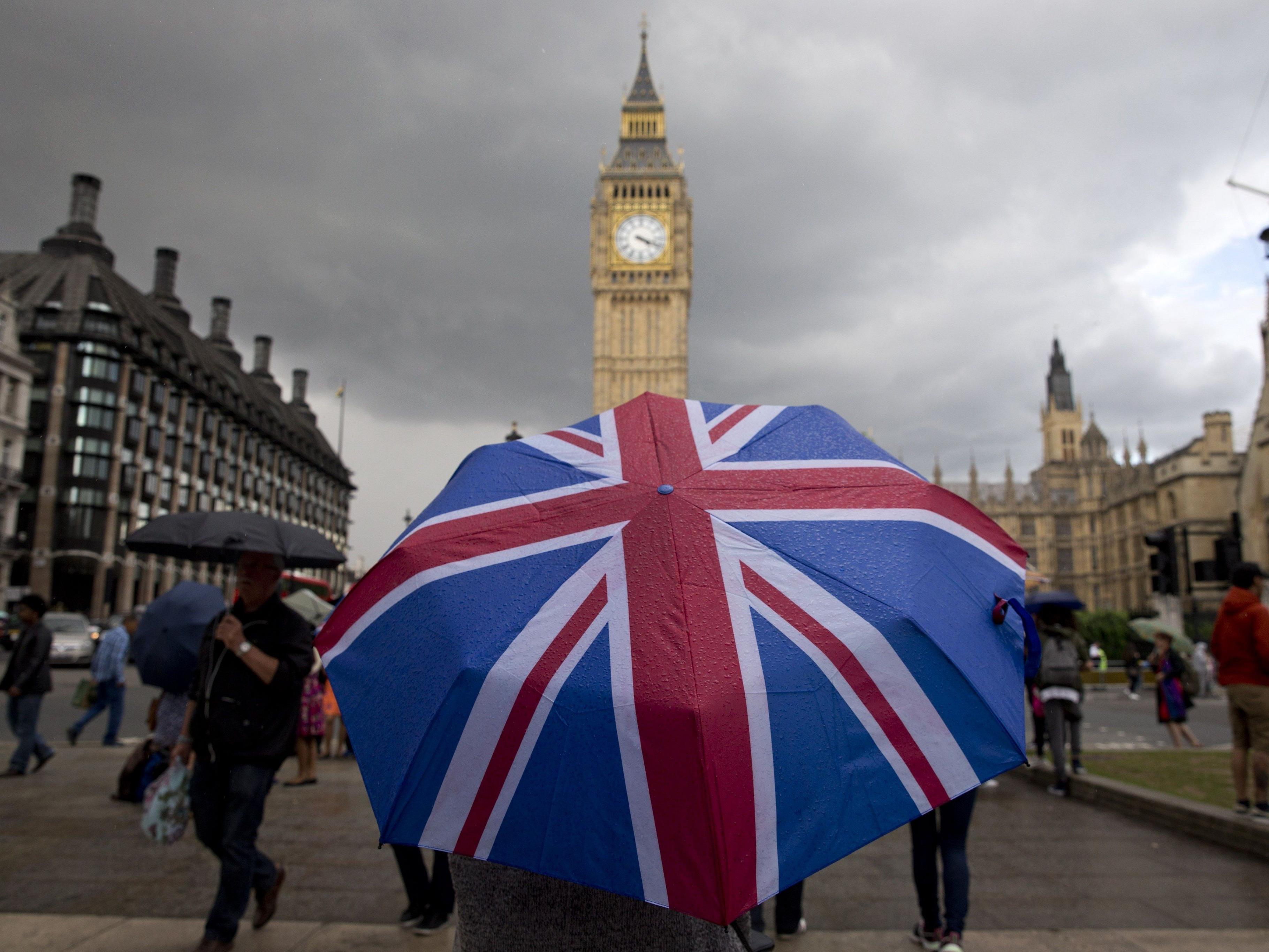 Der formelle Start zum EU-Austritt der Briten soll im Jahr 2017 geschehen.