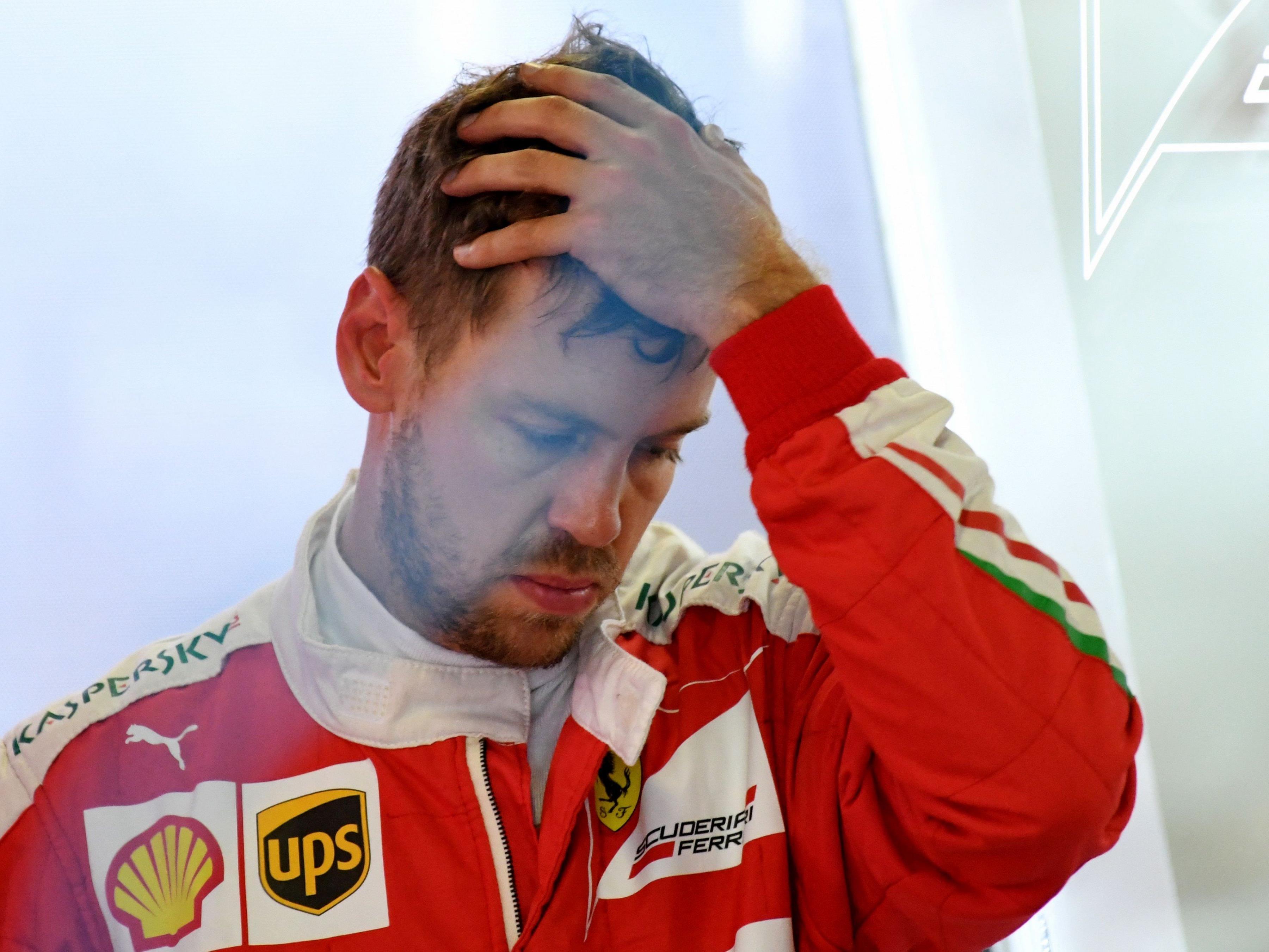 Kritik an Vettel.