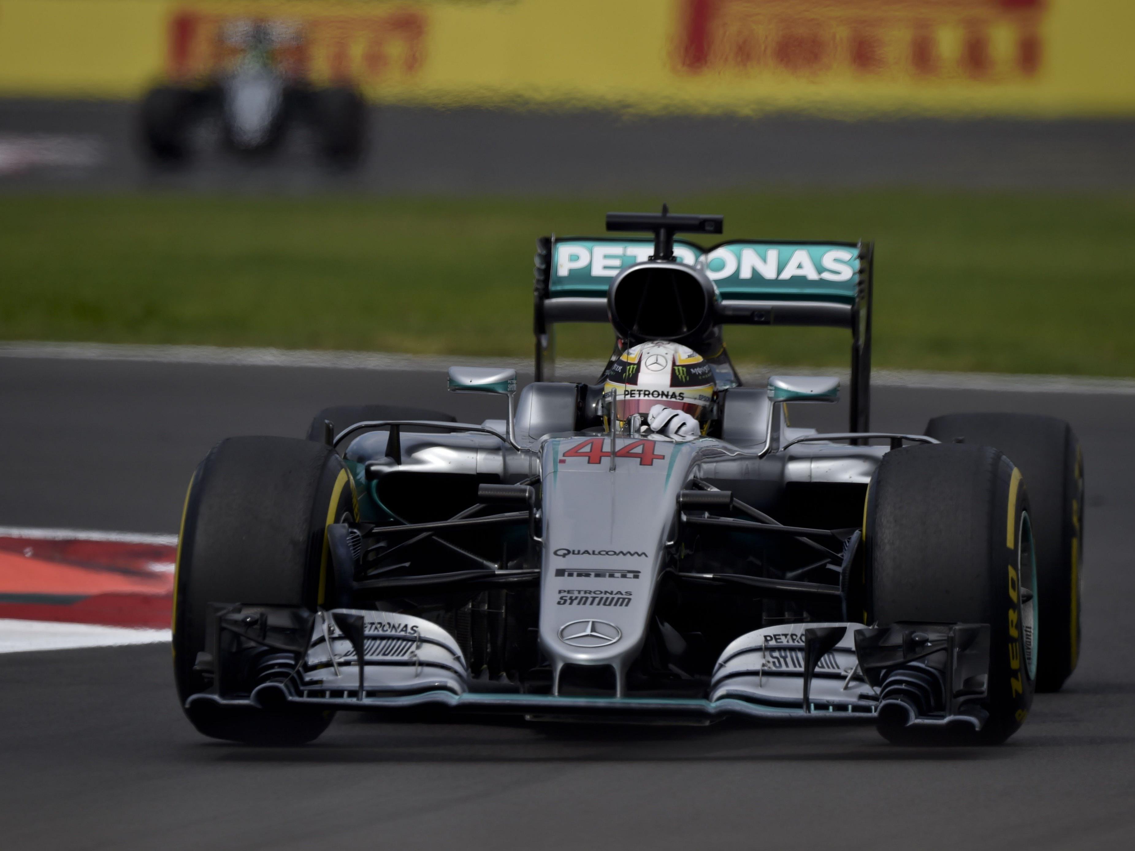 Hamilton feierte in Mexiko einen ungefährdeten Sieg.