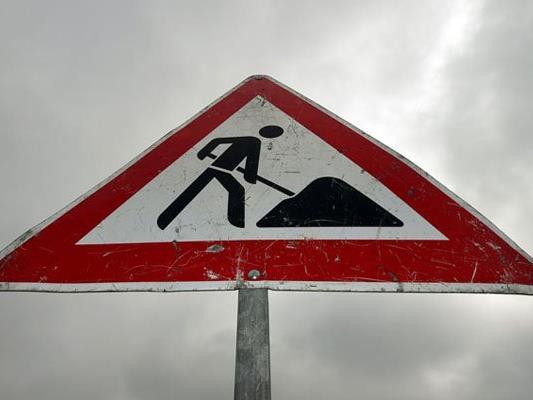 Bauarbeiten in zwei Wiener Bezirken kommen