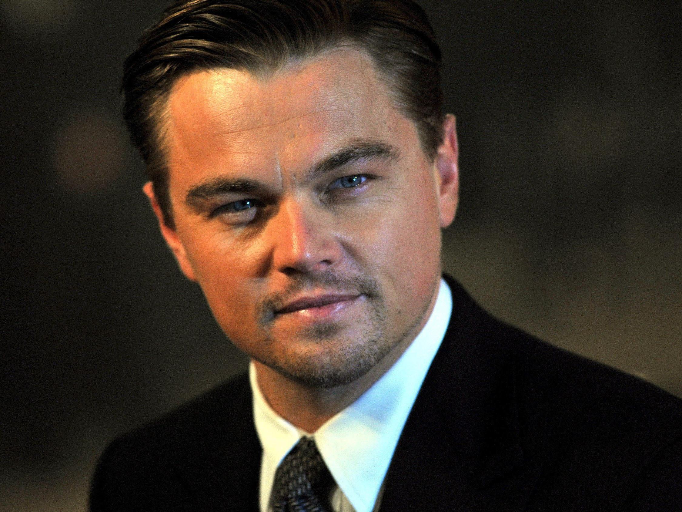 "Di Caprio zeigt seinen neuen Dokumentarfilm ""Before the Flood"""