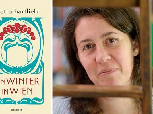 """Eine Buchhandlung, ein berühmter Dichter ein verliebtes Kindermädchen: """"Ein Winter in Wien"""" von Petra Hartlieb"""