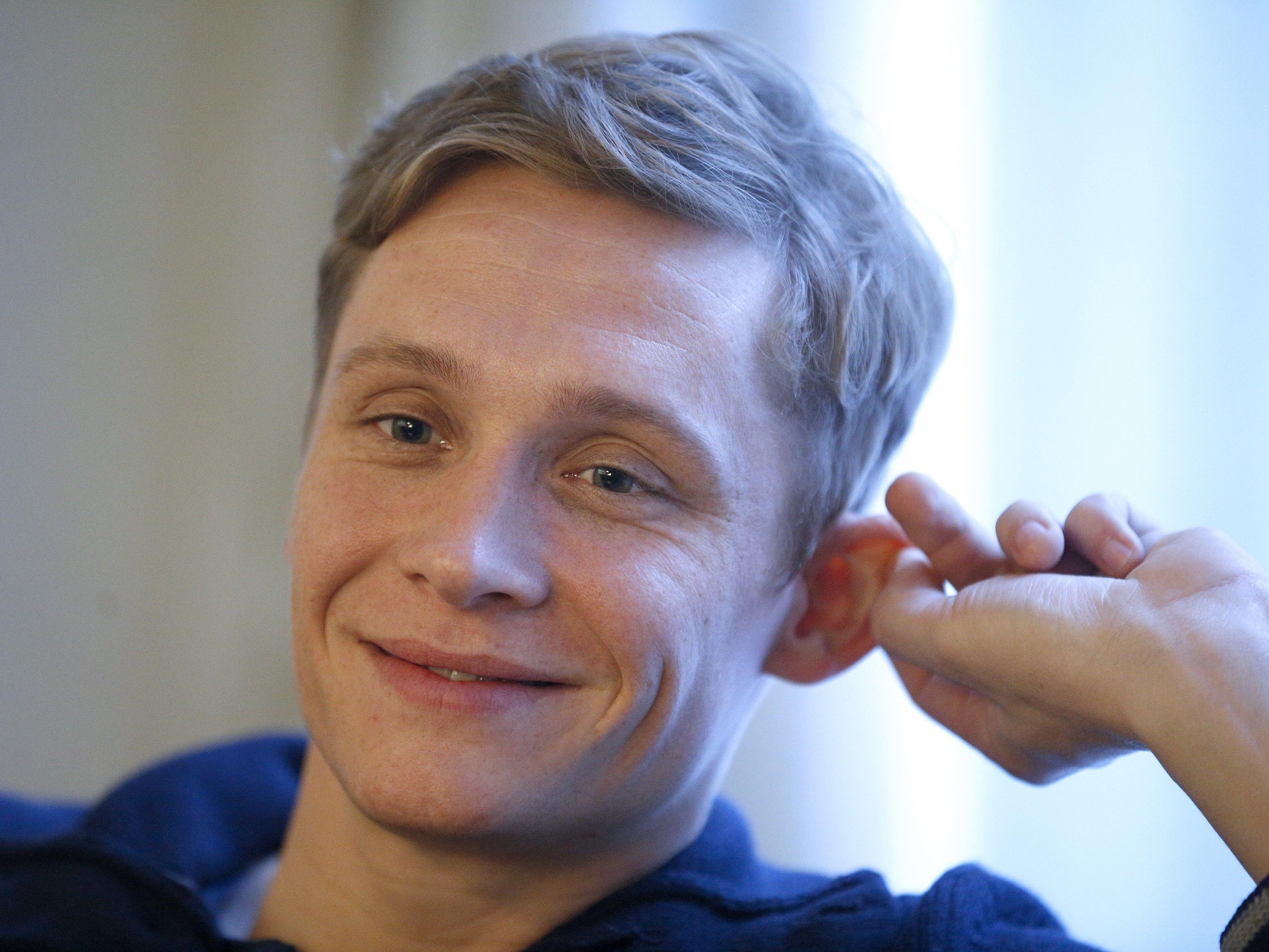 Matthias Schweighöfer bringt nächstes Jahr sein erstes Album raus.
