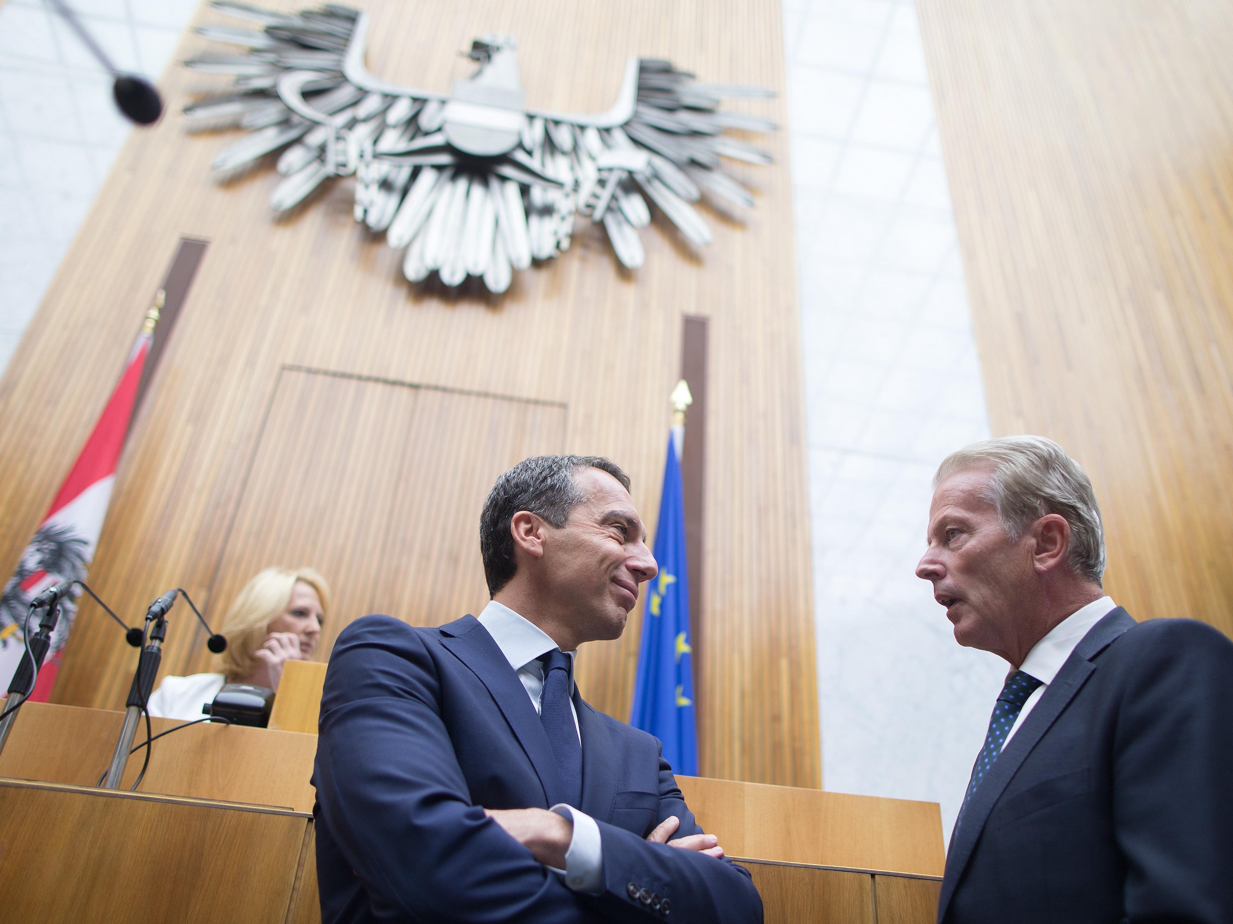 Die Verhandlungen für das Integrationsgesetz dauern vermutlich noch an