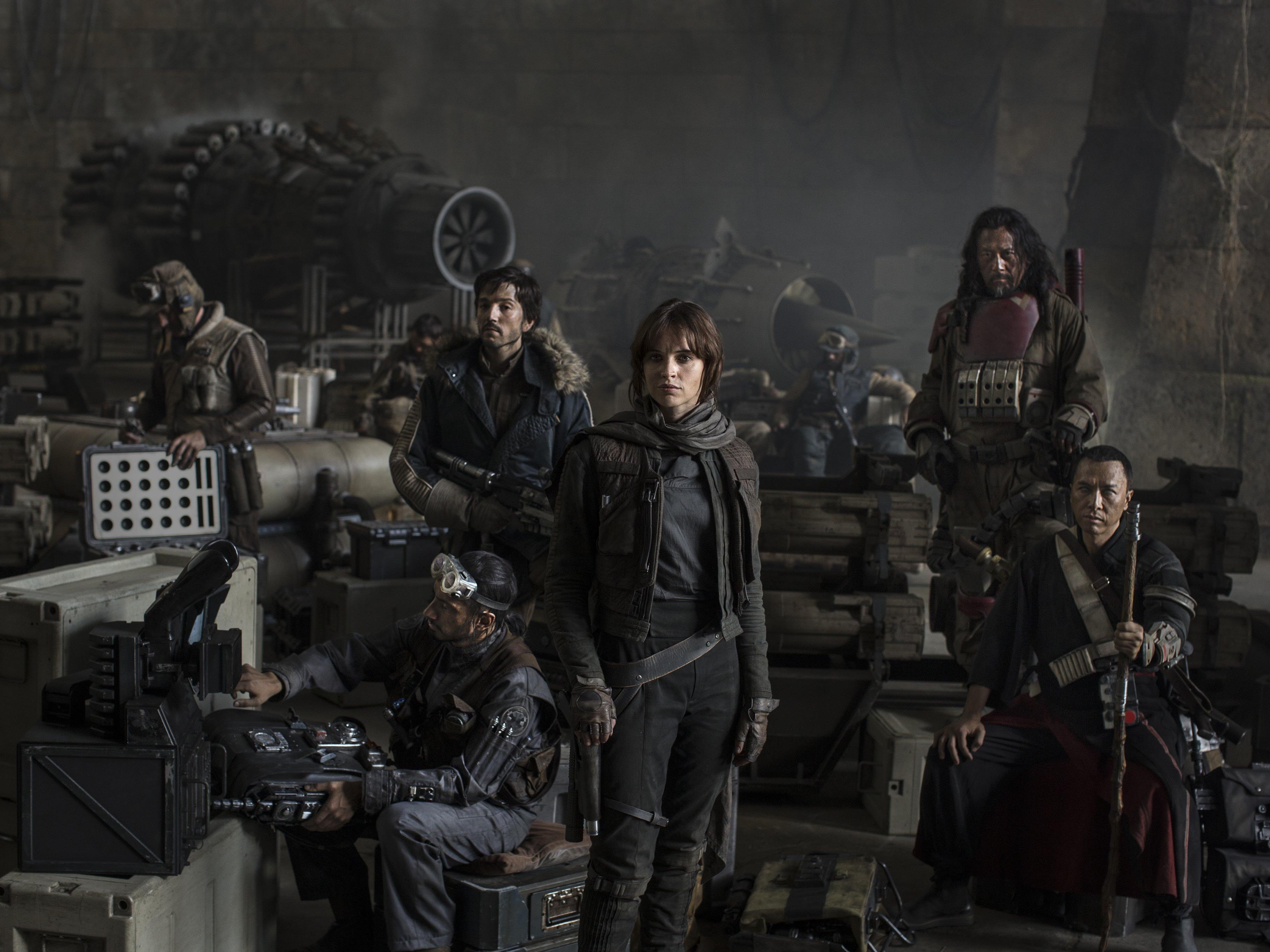 """Am 15. Dezember kommt """"Rogue One"""" in die heimischen Kinos"""