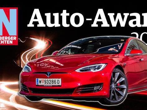 Der Tesla Model S führt derzeit die Gesamtwertung an.