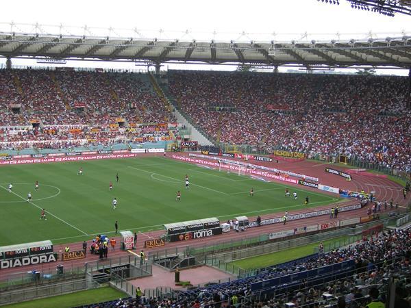 Am 20. Oktober gastiert die Austria im Stadio Olimpico von Rom.