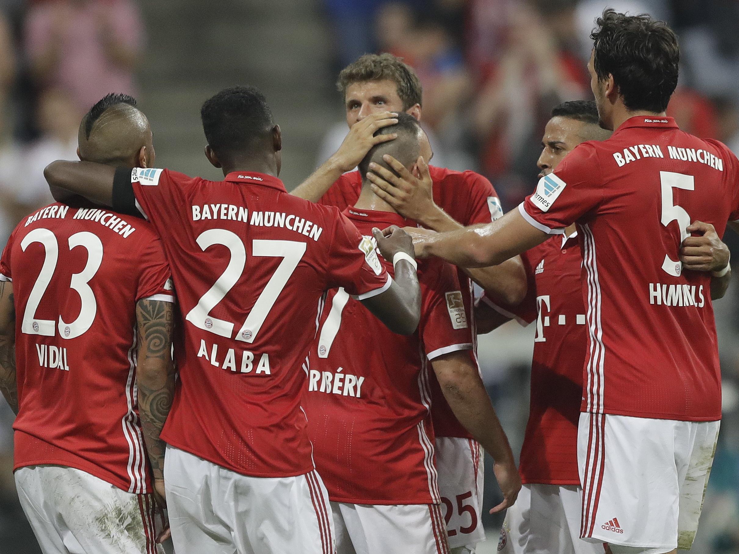 Bayern Eindhoven Stream
