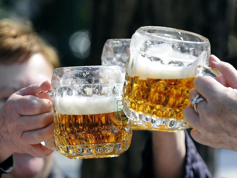 Bier in Österreich wird etwas teurer.