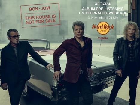 Bon Jovi legen nach: Neues Album.