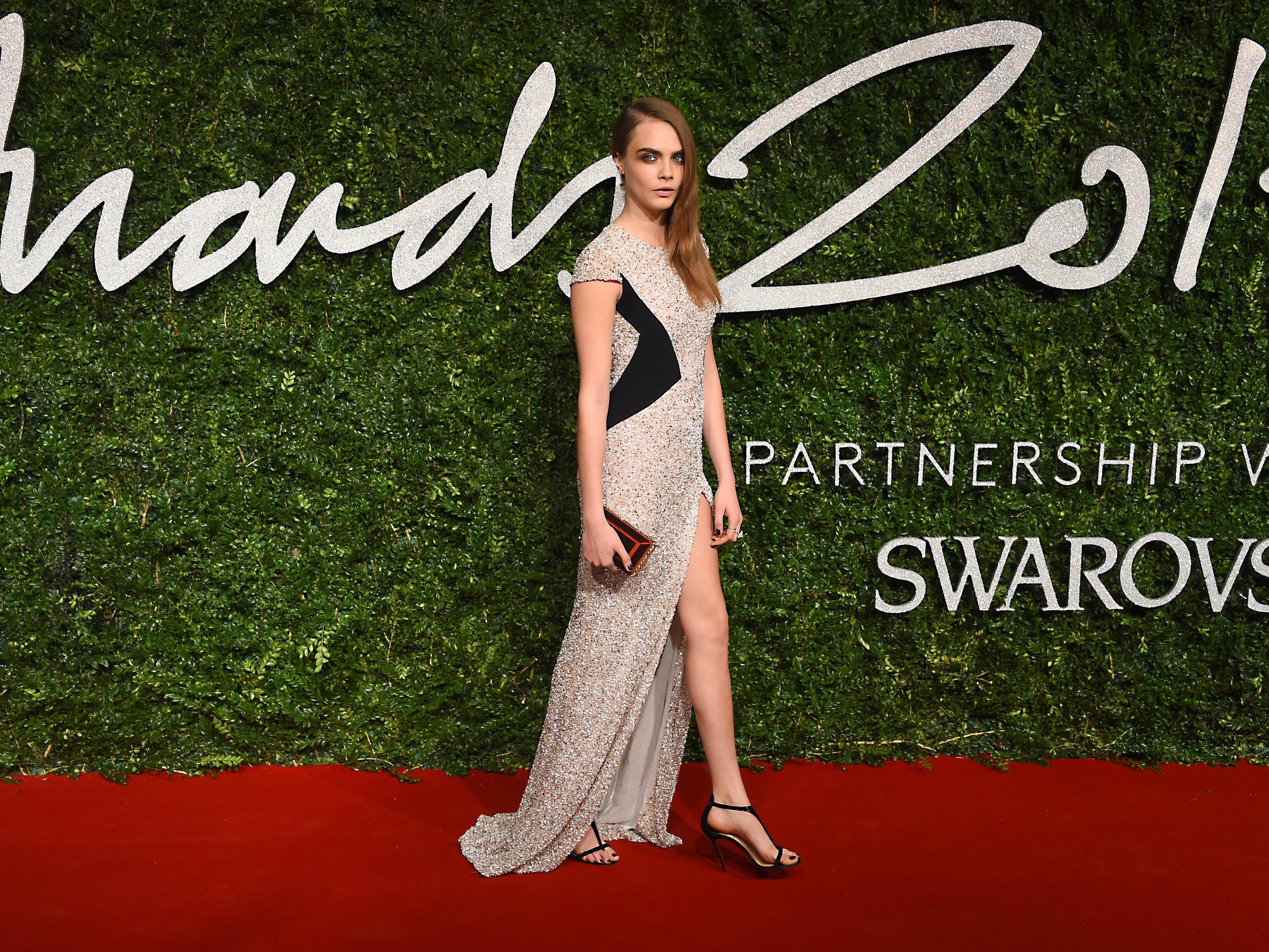 Model Cara Delevigne setzt sich für die gute Sache ein.