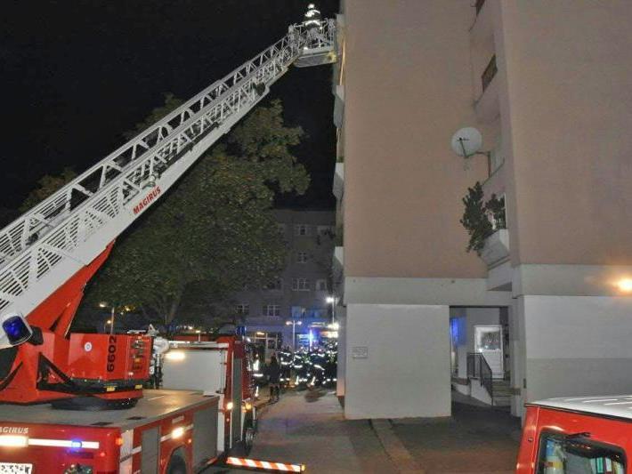 Die Feuerwehr konnte den Brand rasch löschen.