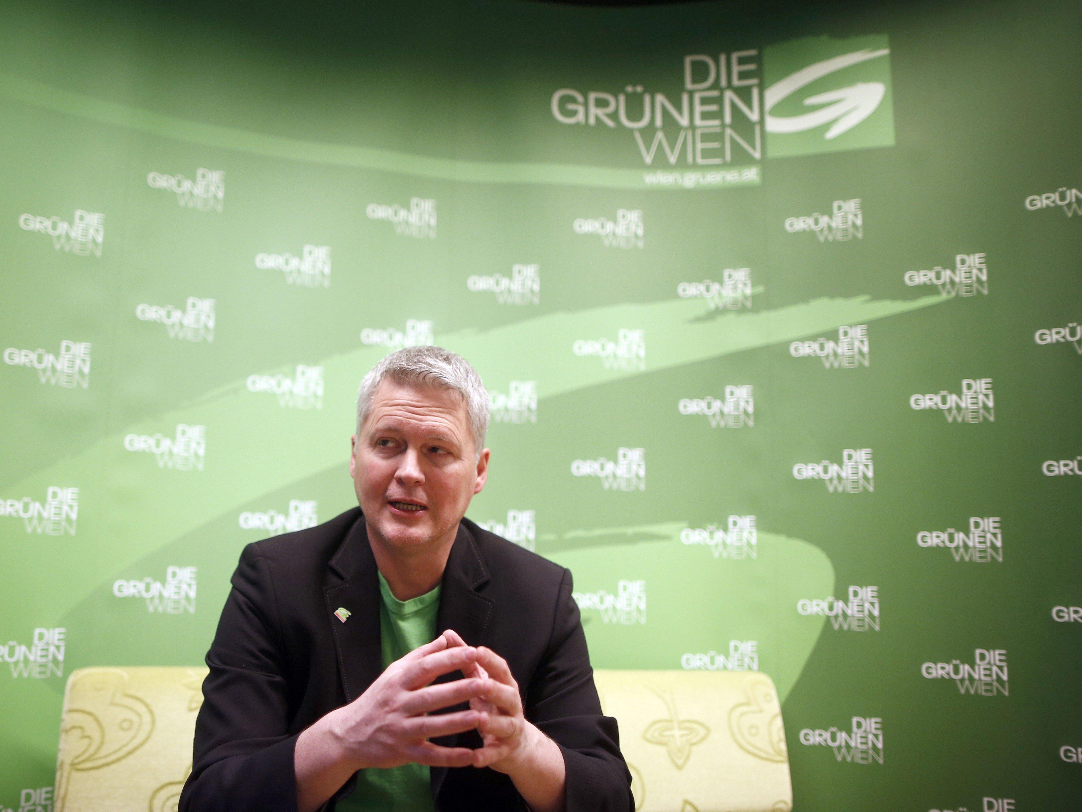 Klubobmann David Ellensohn sprach über die bevorstehende Grünen-Klubklausur