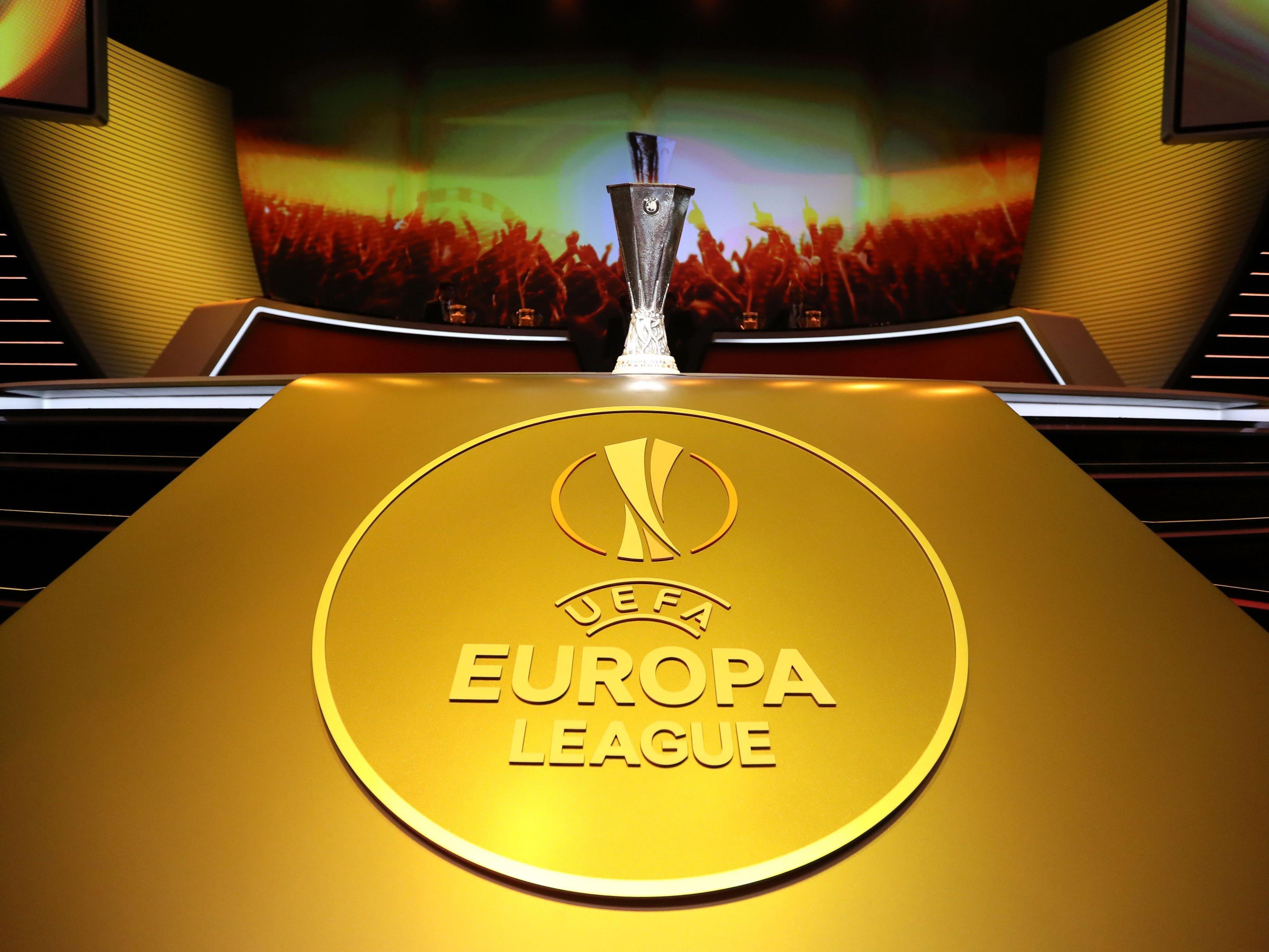 Rapid, Austria Wien und Red Bull Salzburg vertreten Österreich in der Gruppenphase der Europa League.