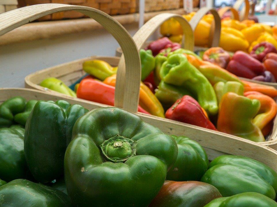Auch im November findet der Lerchenfelder Bauernmarkt freitags statt.