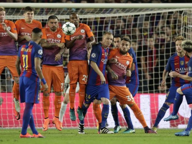 Barcelona schickt Man City nach Hause