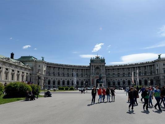 Wien-Touristen sollen mit einem neuen Slogan gelockt werden.