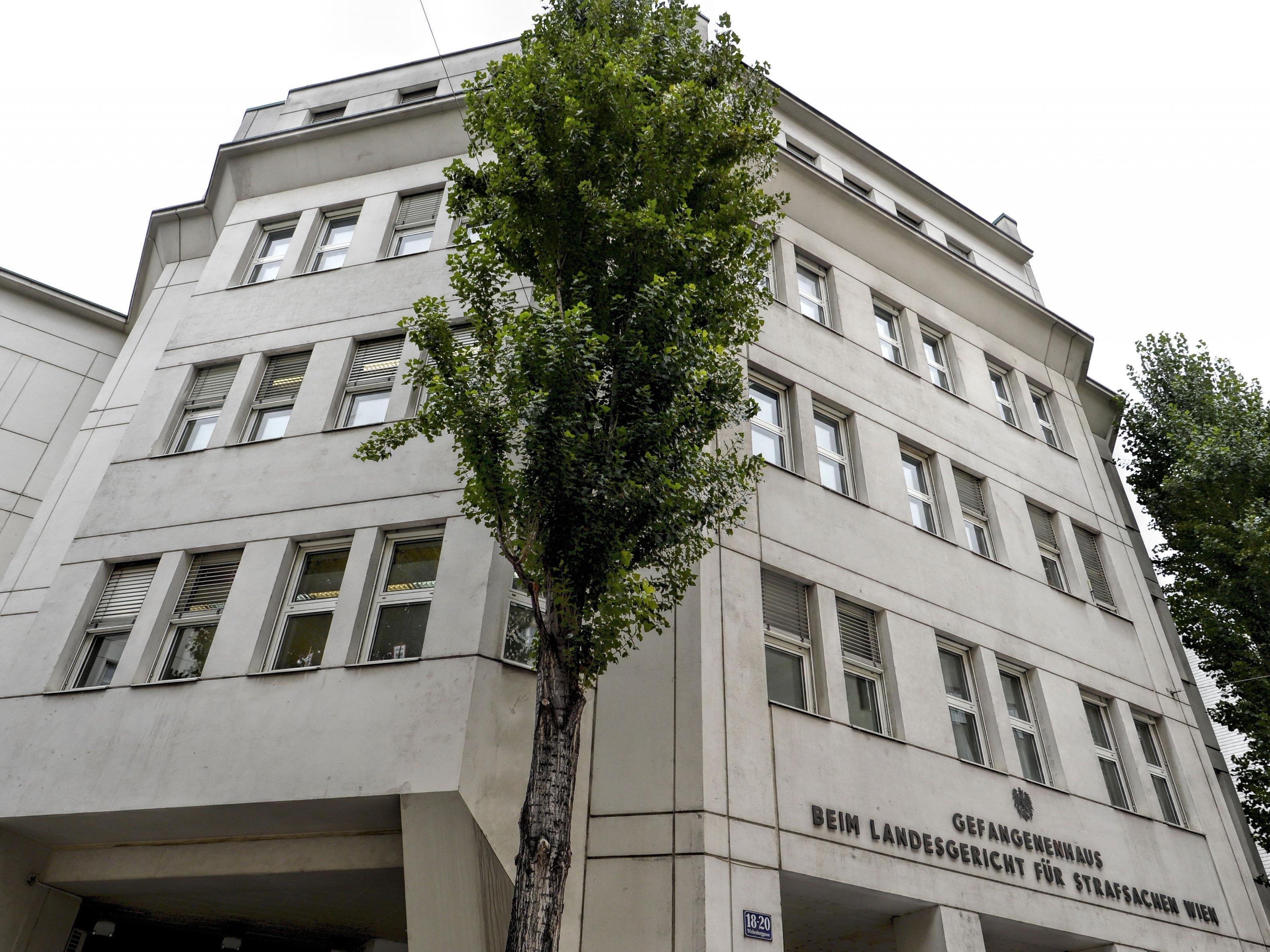 Ein Häftling hat am Sonntag in einem Mehrpersonenhaftraum in der Justizanstalt Wien-Josefstadt eine Matratze in Brand gesteckt