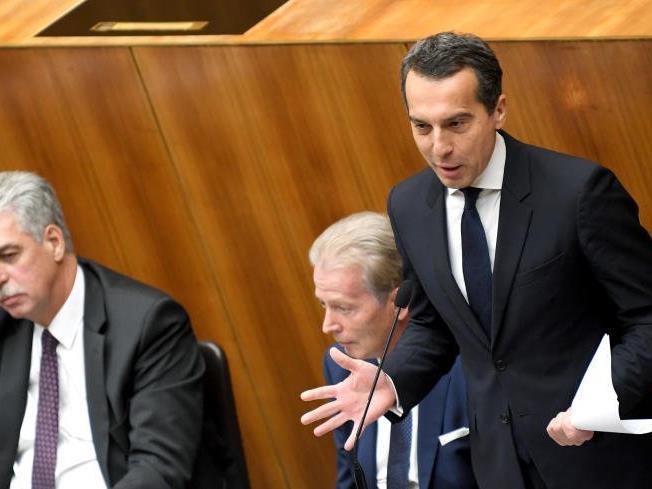 Bemerkenswerter Schlagabtausch SPÖ-ÖVP