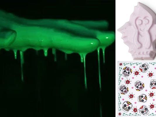 VIENNA.at hat getestet - giftgrüne Lord Of Misrule-Produkte und den herzigen Goth Fairy Massage Bar