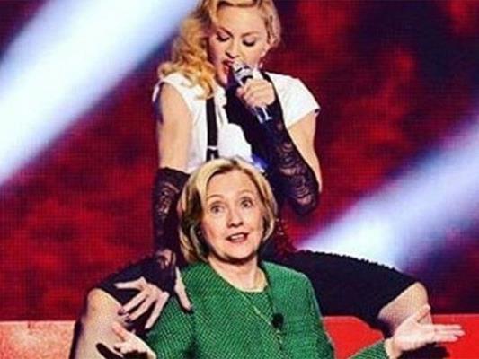 Ob dieses Angebot Clinton beim Wahlkampf hilft?