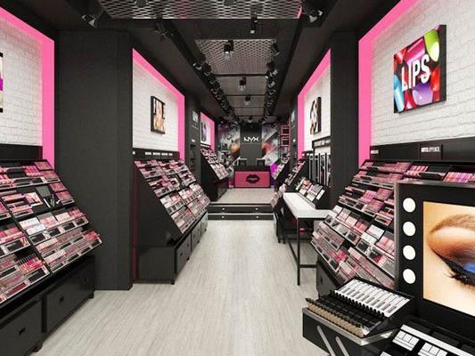 Neuzugang im Donau Zentrum ab November: NYX Professional Makeup eröffnet den ersten Shop