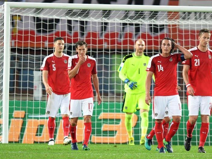 Am Samstag geht es für die ÖFB-Spieler nach Serbien.