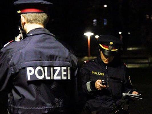 In der Venediger Au kam es zu einem nächtlichen Polizeieinsatz