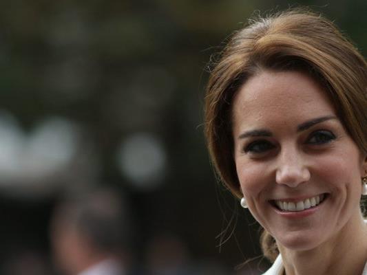 Die Herzogin ist zum ersten Mal alleine auf einer offiziellen Auslandsreise.