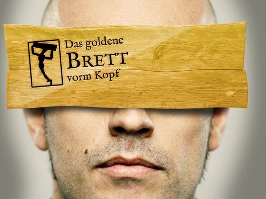 "Das ""Goldene Brett vorm Kopf"" 2016 ging an den ehemaligen Arzt Ryke Geerd Hamer."