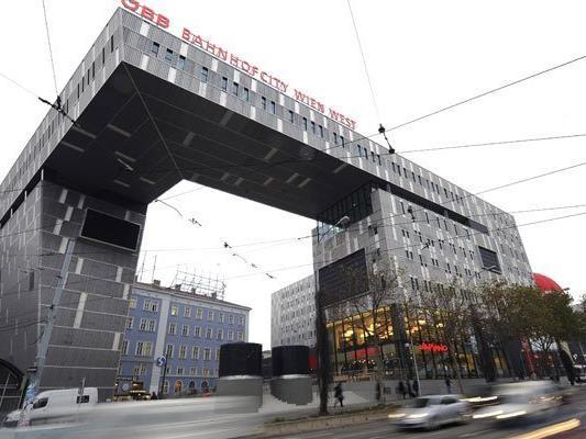 Im Bereich des Westbahnhofs geschah der Raubversuch