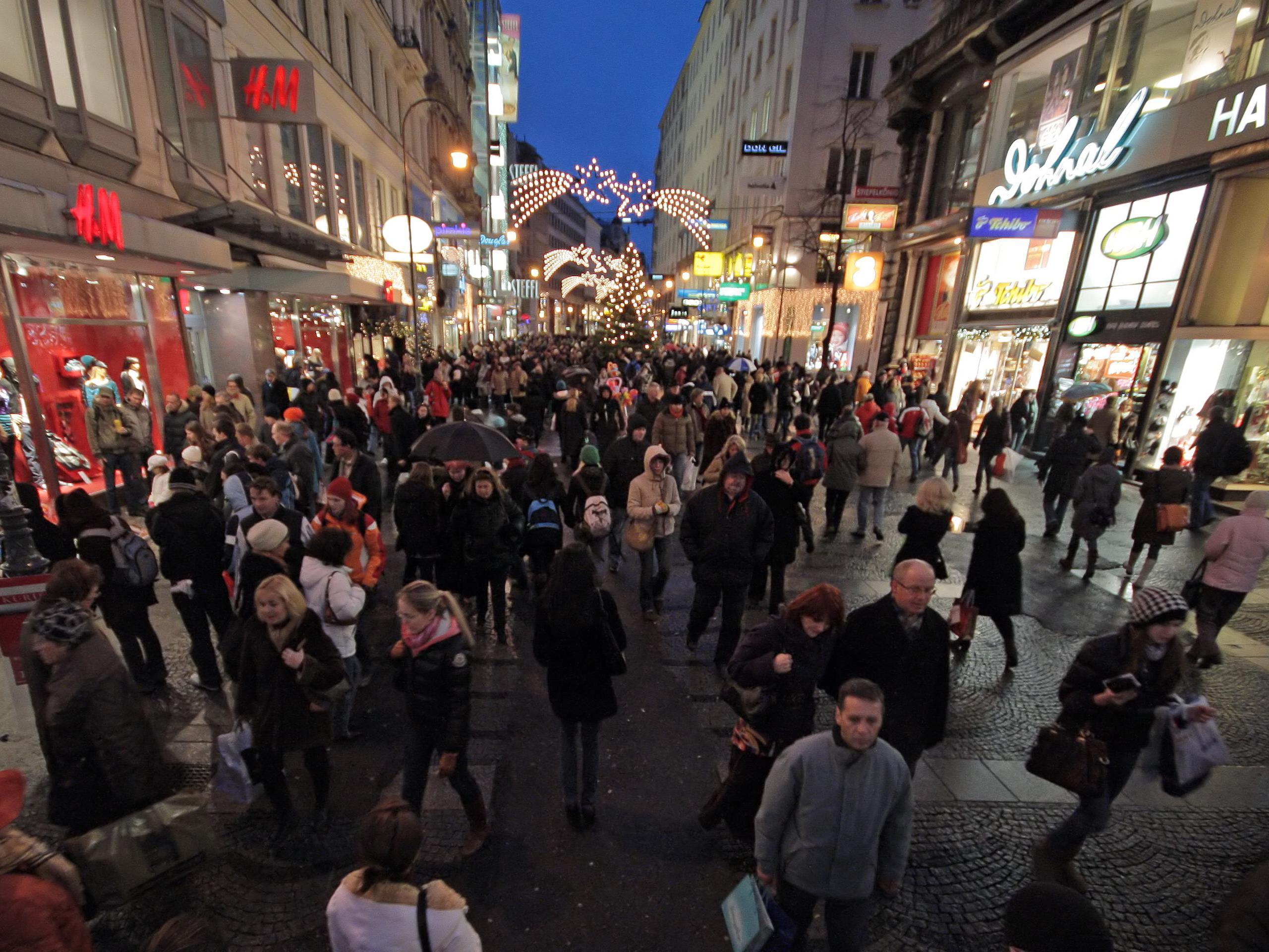 Ab 2022 drüfte Wien die Zwei-Millionen-Einwohner-Marke knacken.