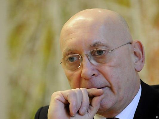 Ex-ÖBB-Chef Martin Huber hatte Betrugsvorwurf stets bestritten