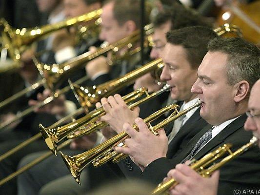Seit dem ersten Festival sind die Philharmoniker dabei