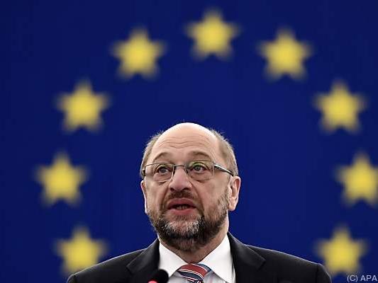 Schulz fordert, die Türkei solle die Verfolgung der Opposition beenden