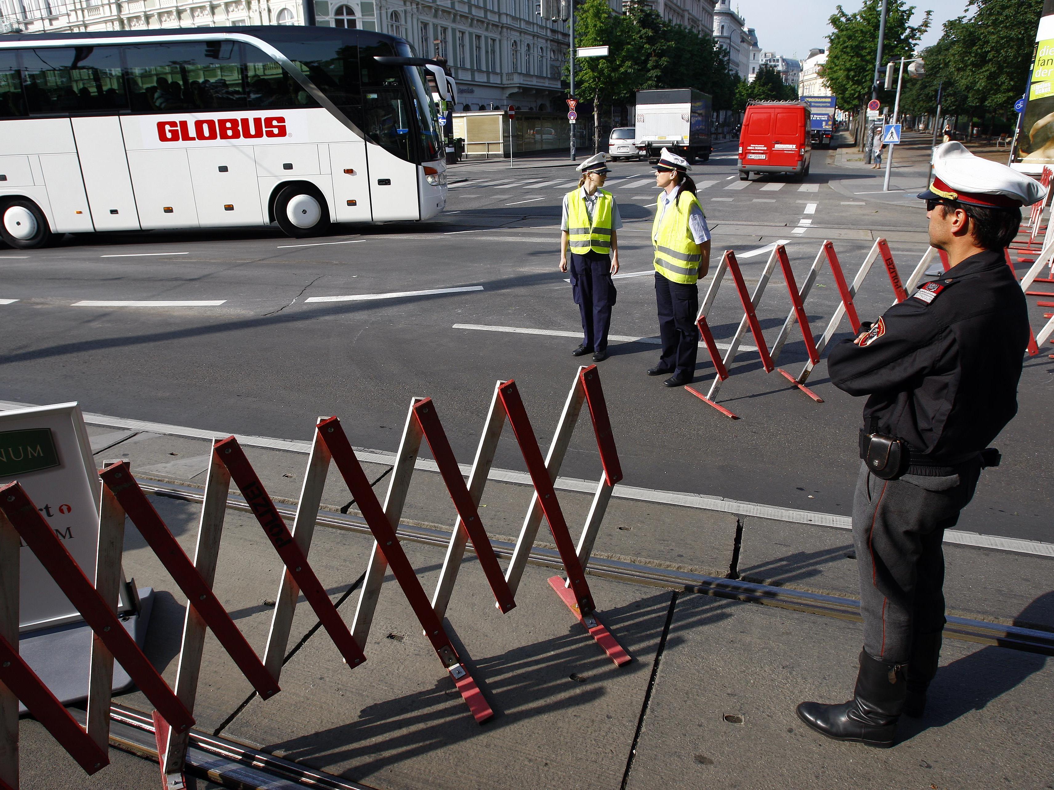 Die Wiener Autofahrer brauchen in den kommenden drei Tage wieder Geduld.