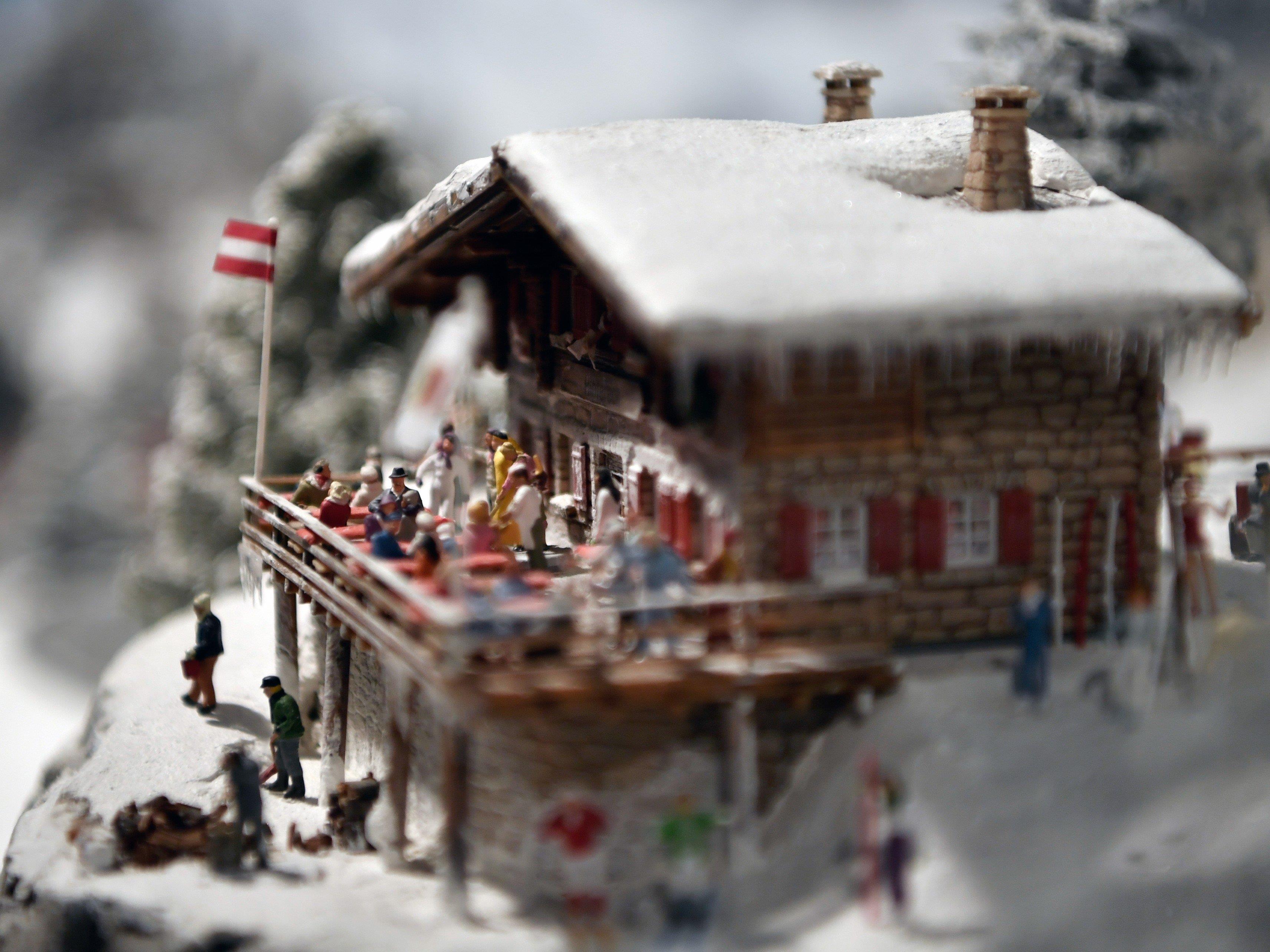 "Im 5 Bezirk öffnet am Freitag das ""Miniatur Tirolerland""."