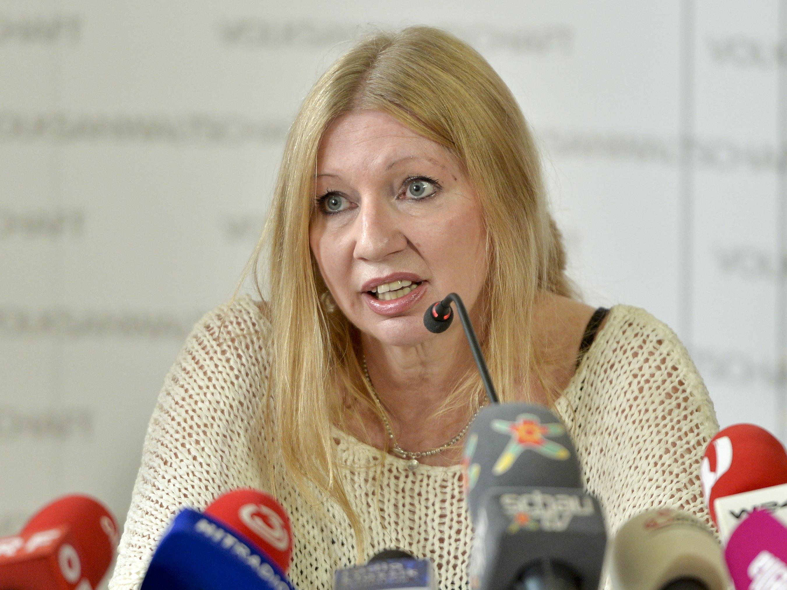 Monika Pinterits meint es ist nur die Tat zu verurteilen - nicht die Jugendlichen.