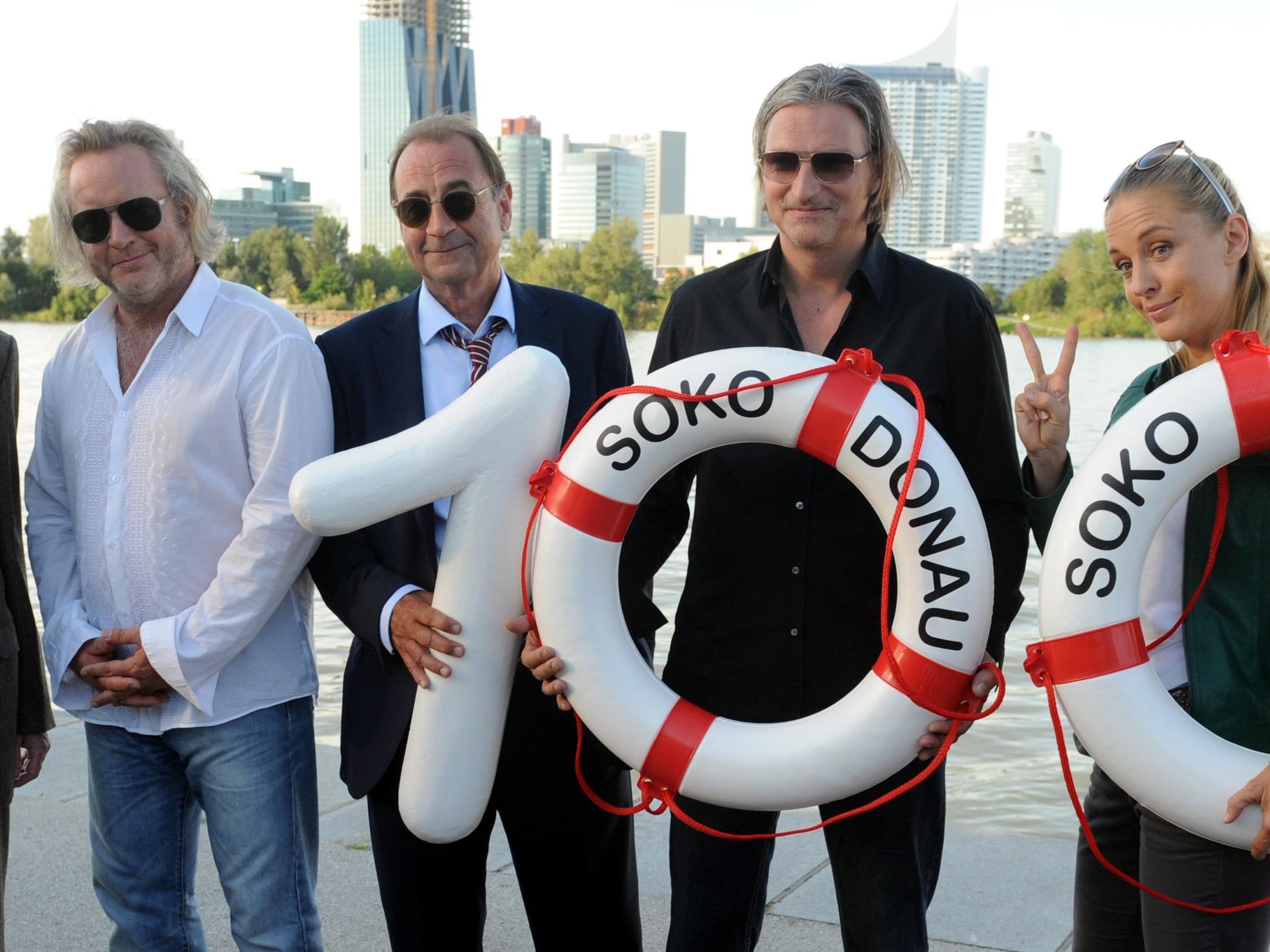 """Eine Folge von """"Soko Donau"""" gibt es nun auch auf Arabisch."""