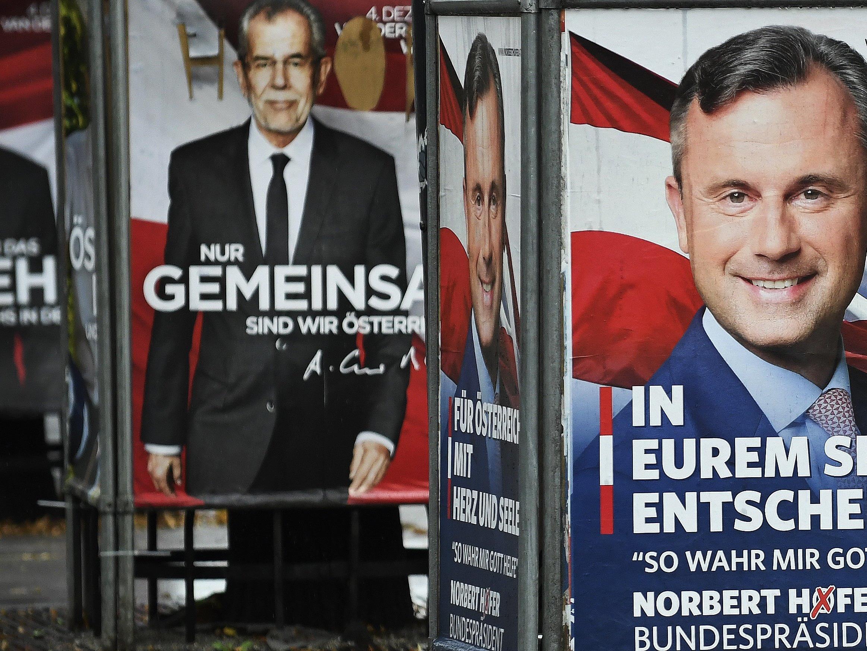Am 4. Dezember wird (erneut) der Bundespräsident gewählt