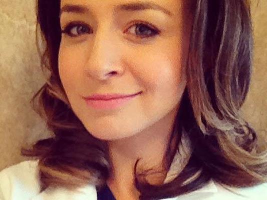 Caterina Scorsone hat ihr zweites Mädchen in der Wahlnacht bekommen.