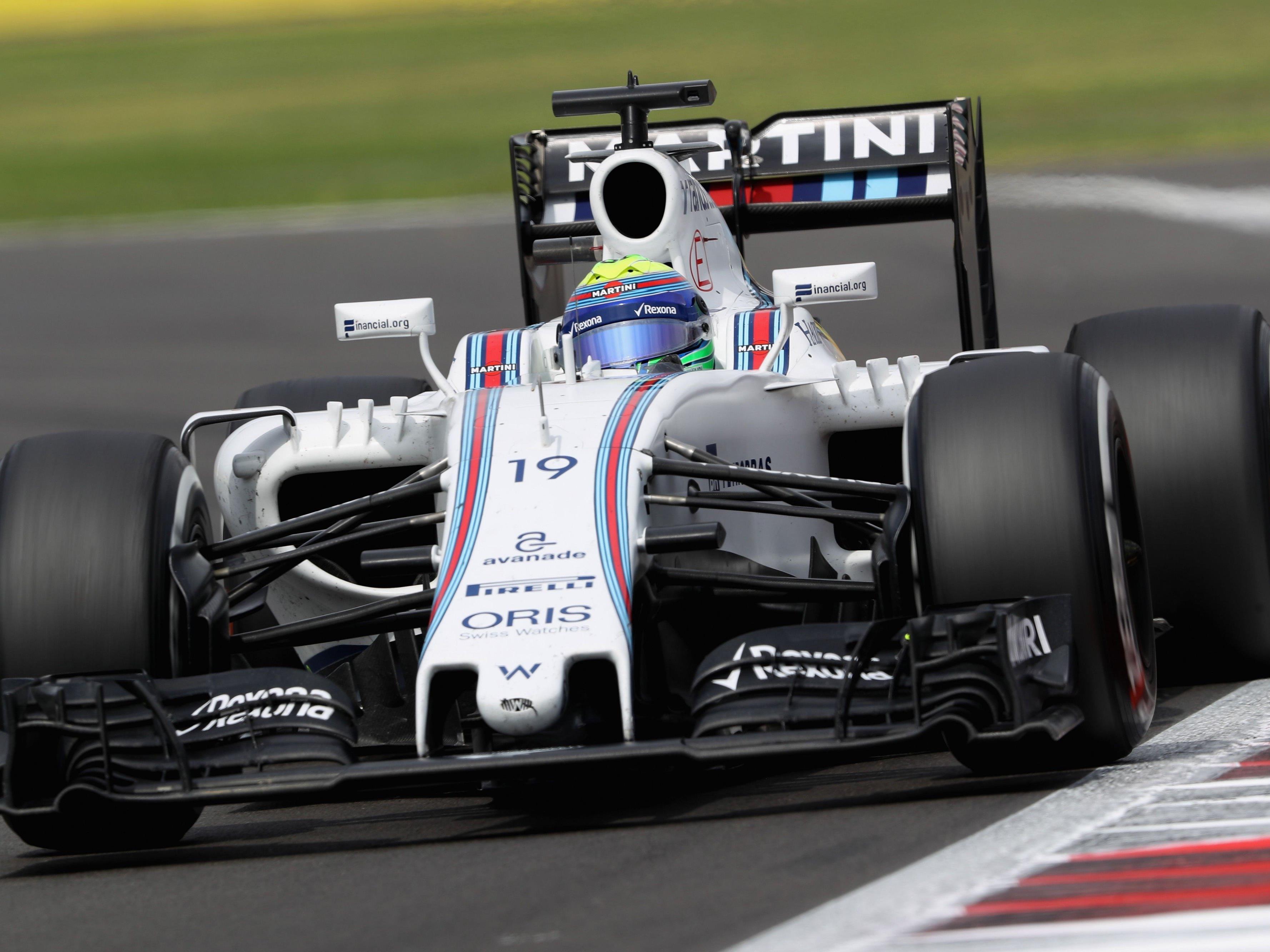"""""""Sekundenweltmeister"""" Felipe Massa geht am Sonntag zum letzten Mal bei seinem Heimrennen in Sao Paulo an den Start."""