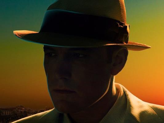 """Ben Affleck in der Hauptrolle, als Drehbuchautor und Regisseur im Thriller """"Live by Night"""""""