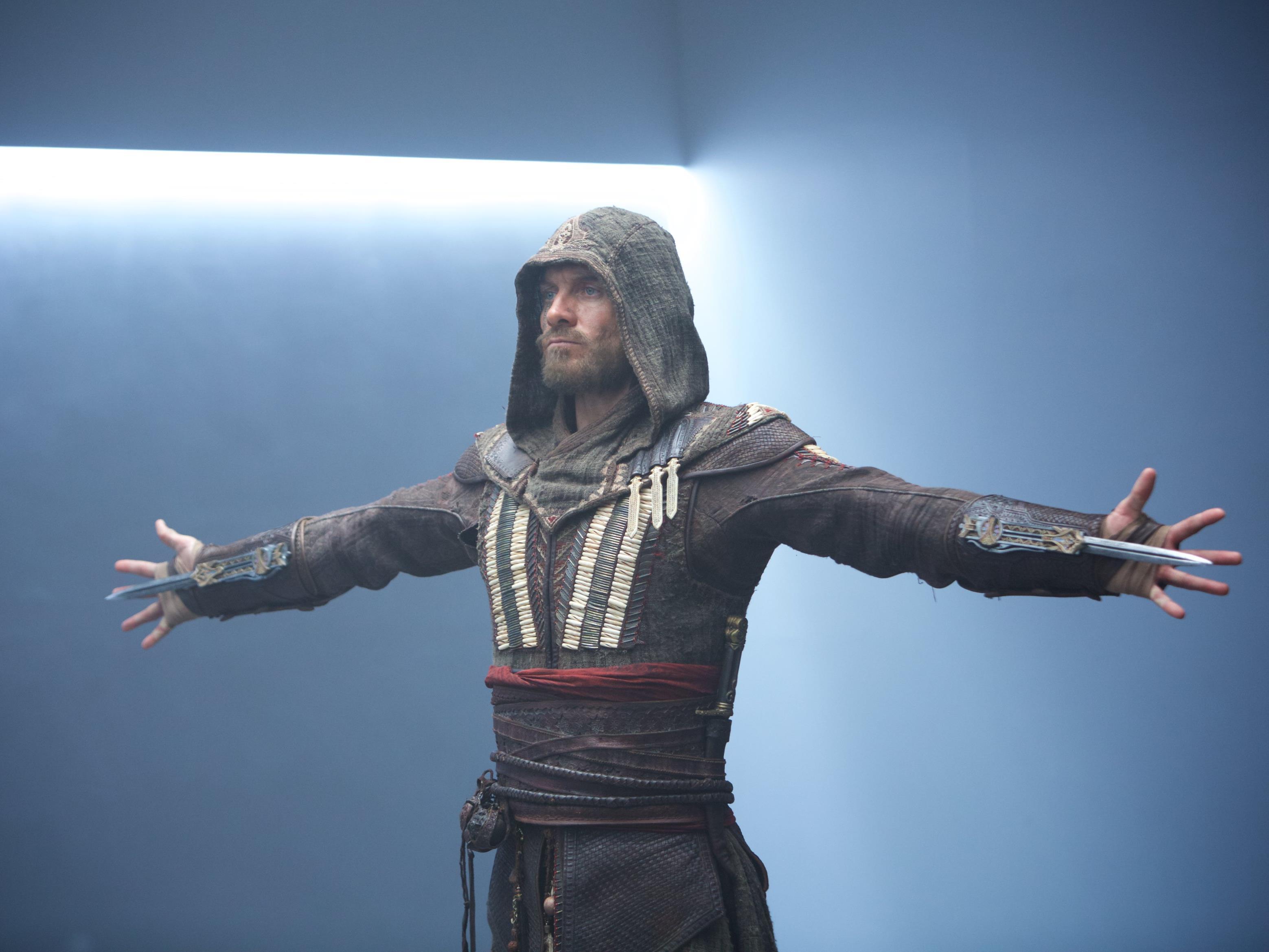 """Die mit Michael Fassbender besetzte Videospielverfilmung """"Assassin's Creed"""" zählt auch zu den kommenden Highlights"""
