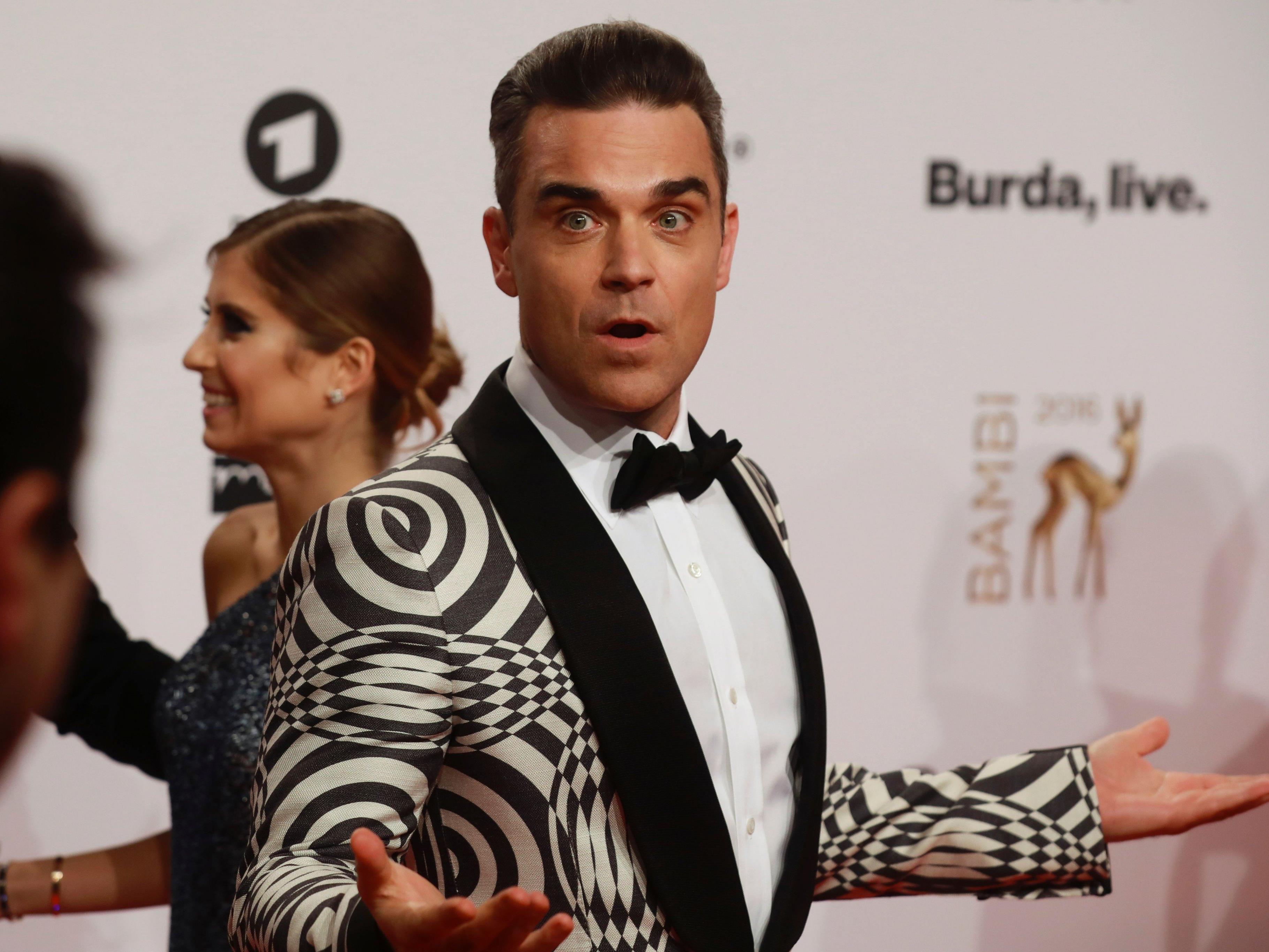 Robbies Ehefrau Ayda Field machte ein Geständnis, das wohl kein Mann gerne hört.