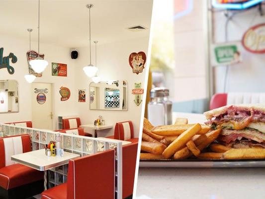 Burger, Rock\'n\'Roll & Co bei Teddy\'s: Neues American Diner ...