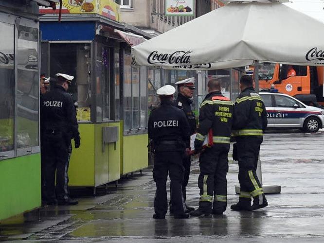 Die Frau wurde in den frühen Morgenstunden am Brunnenmarkt erschlagen.