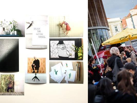 Feschmarkt #13: Viele neue Aussteller bringen feschen Wind auf den Markt